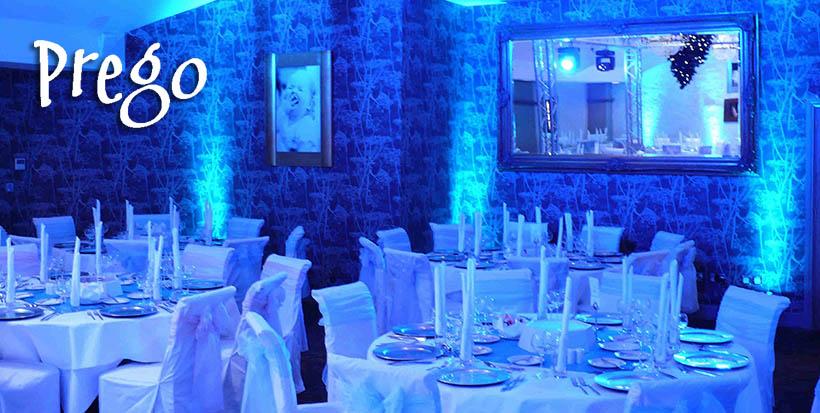 Prego Events Winter Wonderland Theme Decorations